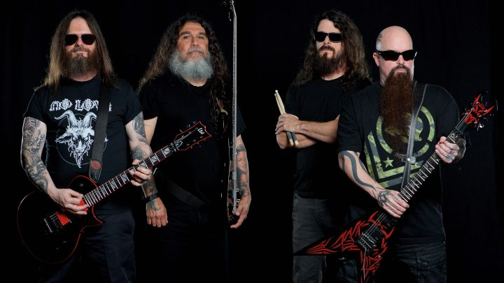 SLAYER announce their final UK tour