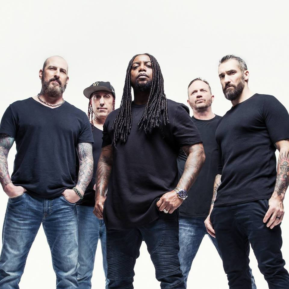 "Sevendust – ""All I See Is War"""