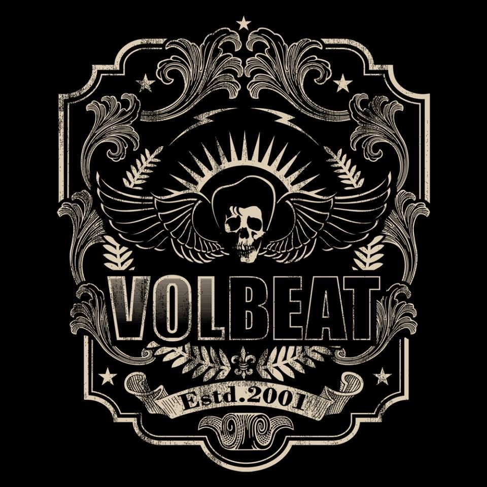 VOLBEAT announce live album & concert film feat guests from Metallica, Kreator, & more