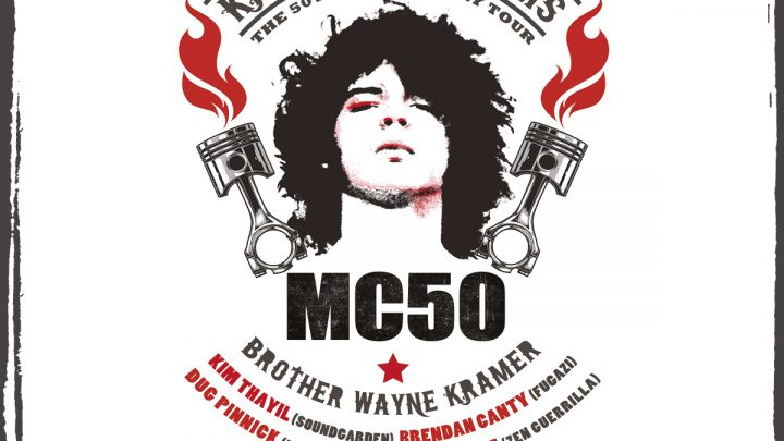 Faith No More's Billy Gould added to MC50's all-star tour lineup