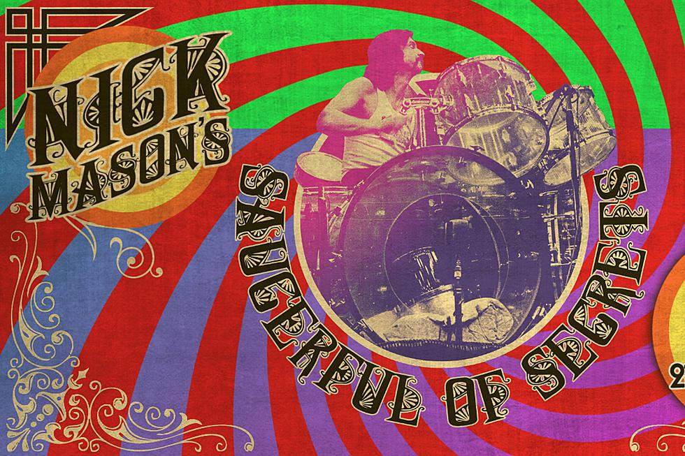 Nick Mason's Saucerful Of Secrets- Dingwalls, Camden (20/05/18)