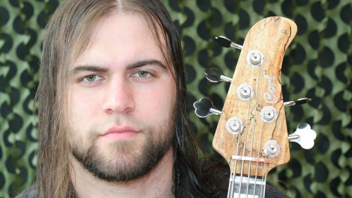 Luke Appleton Bass Player – Iced Earth Talks To 'All About The Rock'