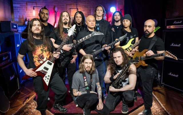 Shredders of Metal kicks off on BangerTV today