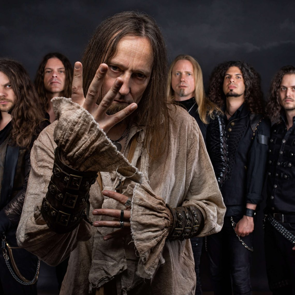 MOB RULES releases new live album in September!