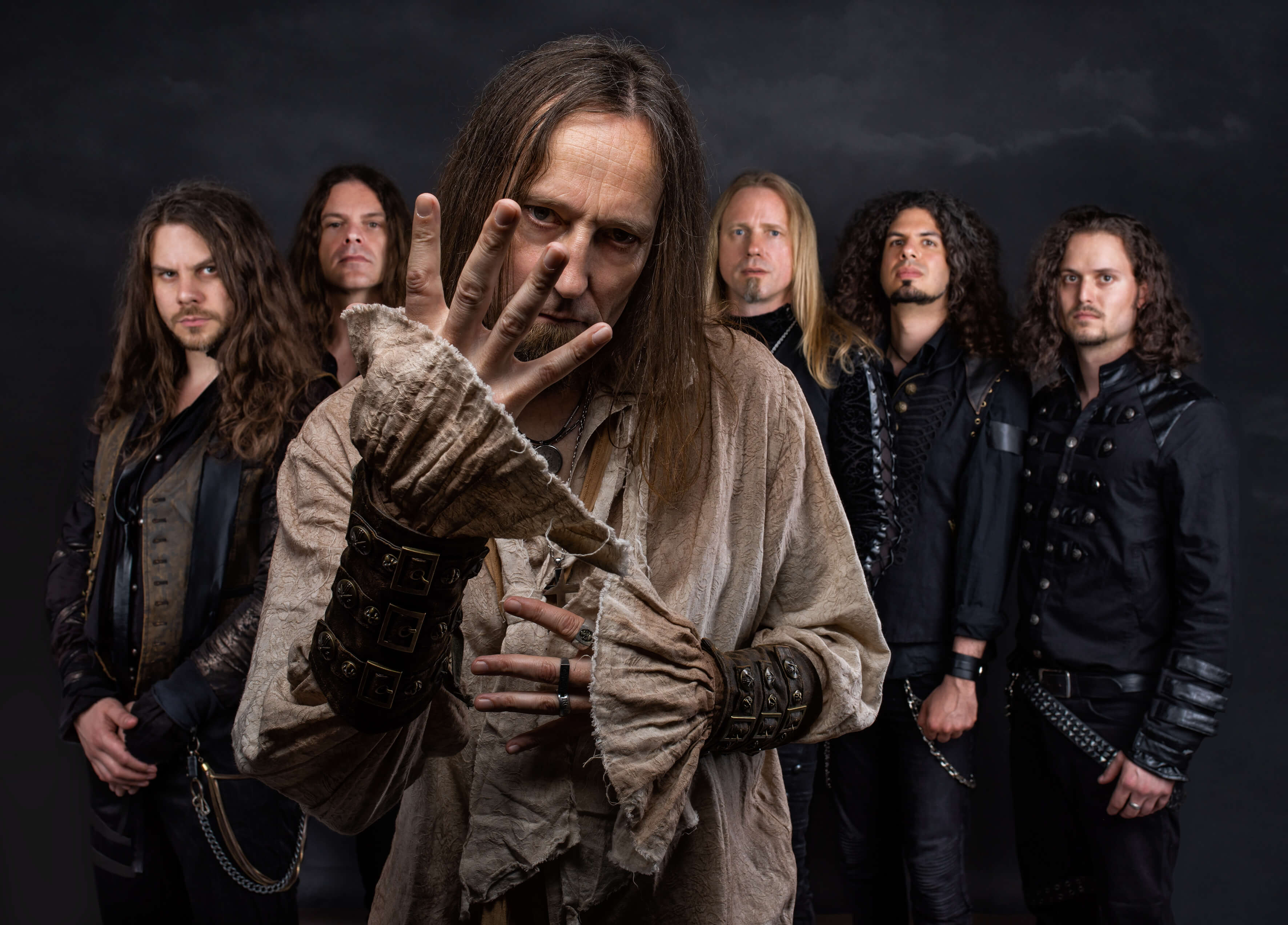 MOB RULES release new album in August!