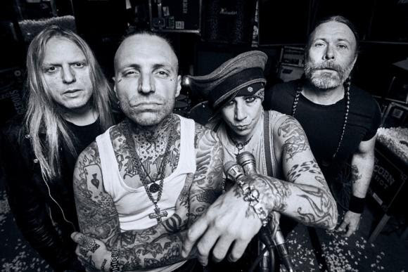 BACKYARD BABIES Sign to Century Media