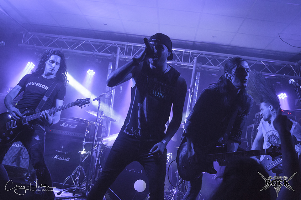 Rockmantic on the Road@Empire, Rochdale 01-06-2018