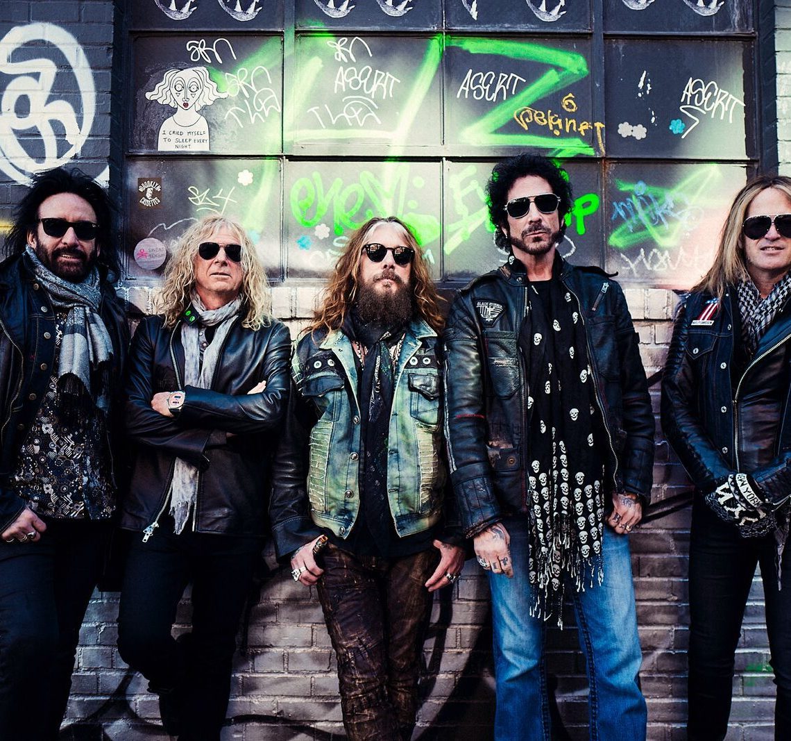 """THE DEAD DAISIES  ***Taking it to the Streets with """"Daisyland"""" UK Winter Tour Set To Kick Off November 10th***"""