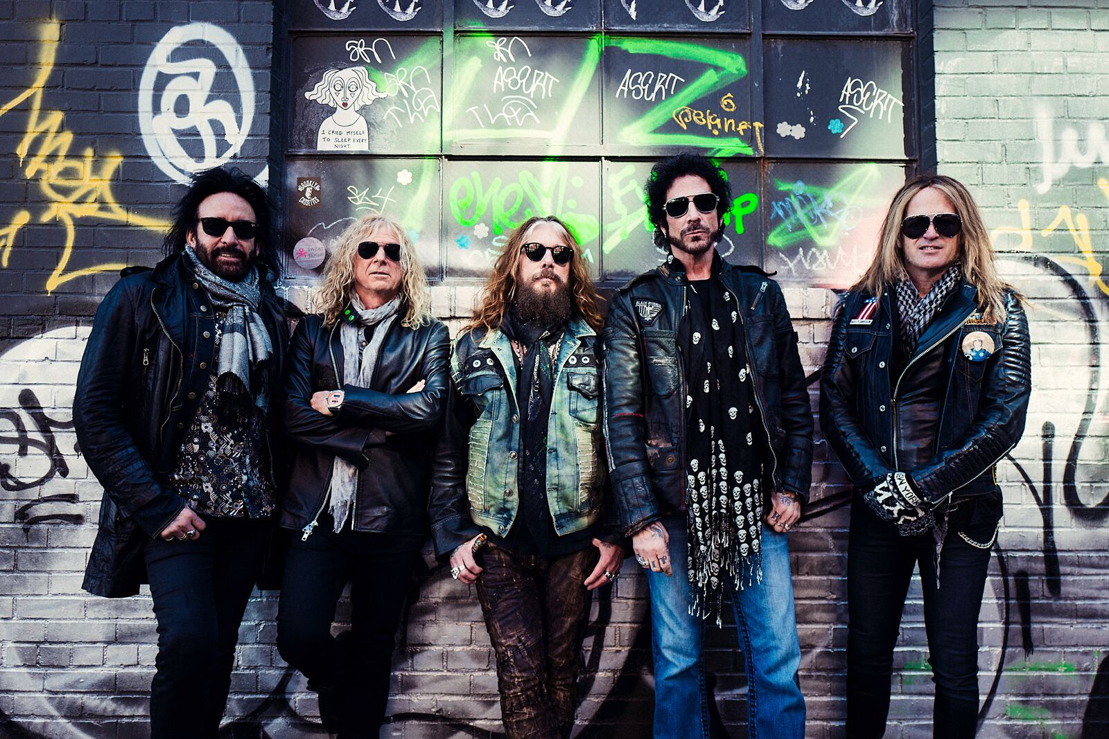 "THE DEAD DAISIES  ***Taking it to the Streets with ""Daisyland"" UK Winter Tour Set To Kick Off November 10th***"