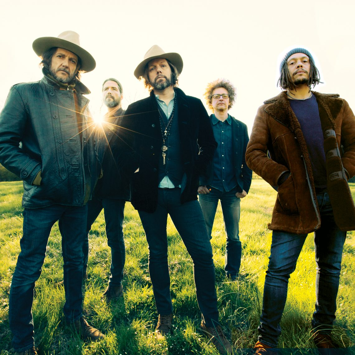 The Magpie Salute – High Water I