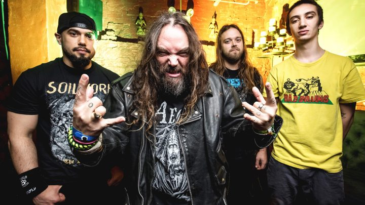 SOULFLY announce UK dates