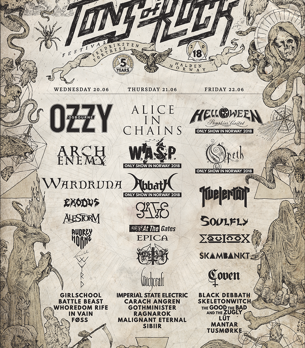 Tons of Rock Festival