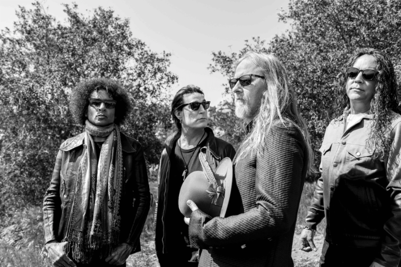 Alice In Chains announce new album 'Rainier Fog' – out August 24th