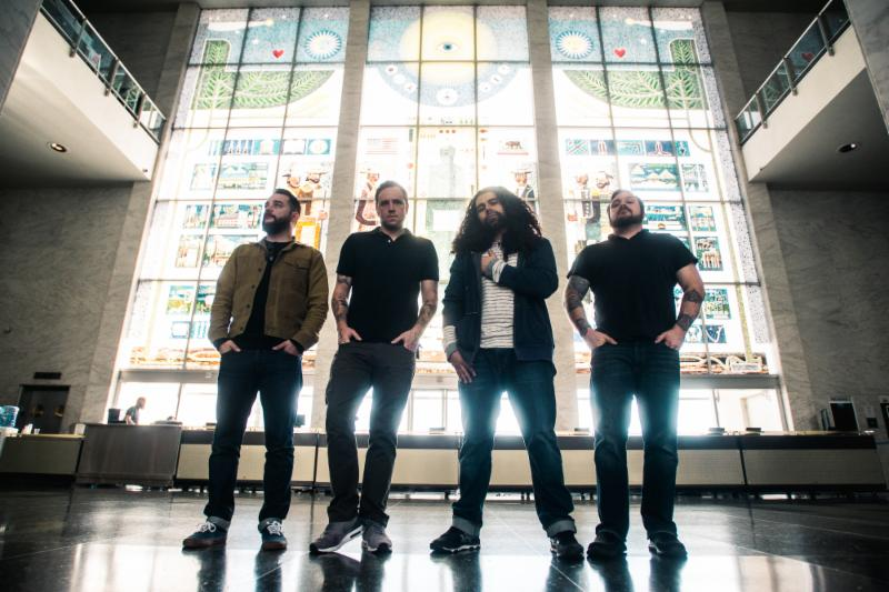 "COHEED AND CAMBRIA debut festive ""Toys"" official video"