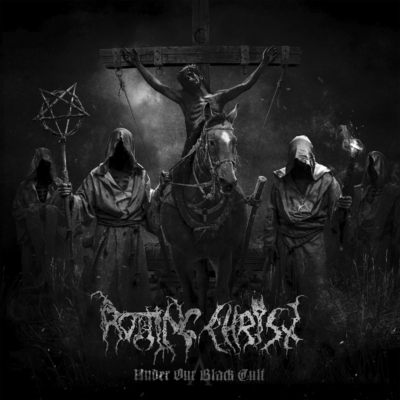 ROTTING CHRIST – UNDER OUR BLACK CULT – 30 Years of Rotting Christ