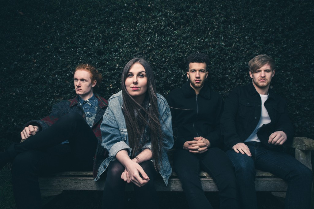 Staffordshire alt-rockers IN THE CARDS release new EP 'Eyes Beyond Reflection'