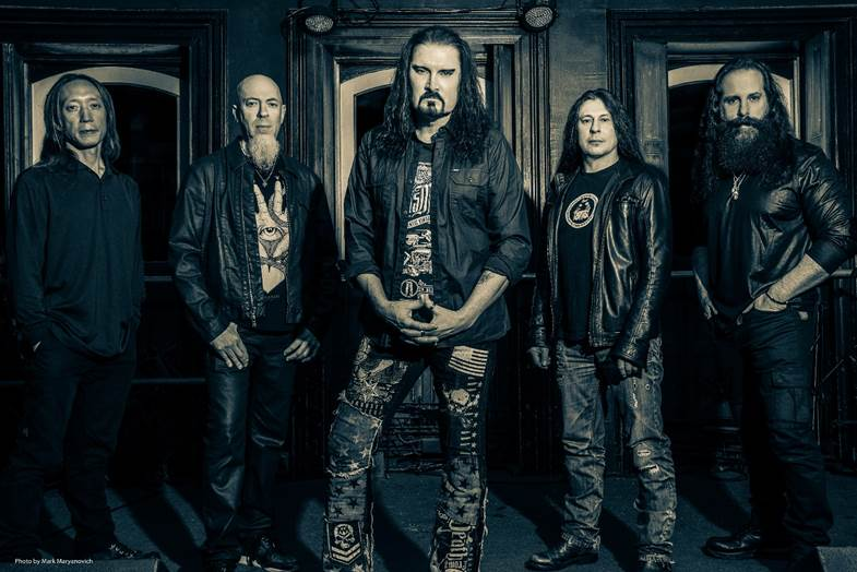 DREAM THEATER release second track 'Fall Into The Light'