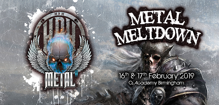 HRH METAL III SUMMONS THE FAITHFUL FOR A STORMING CELEBRATION OF METAL!