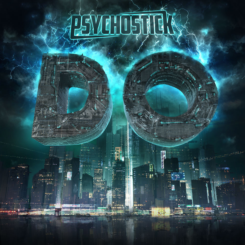 """The Kings of Comedy Rock / Metal PSYCHOSTICK – New Album """"DO"""" – Surprise Release on July 24th"""