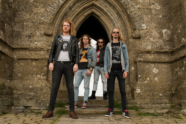 SEVEN SISTERS vinyl release party at Crypt Of The Wizard