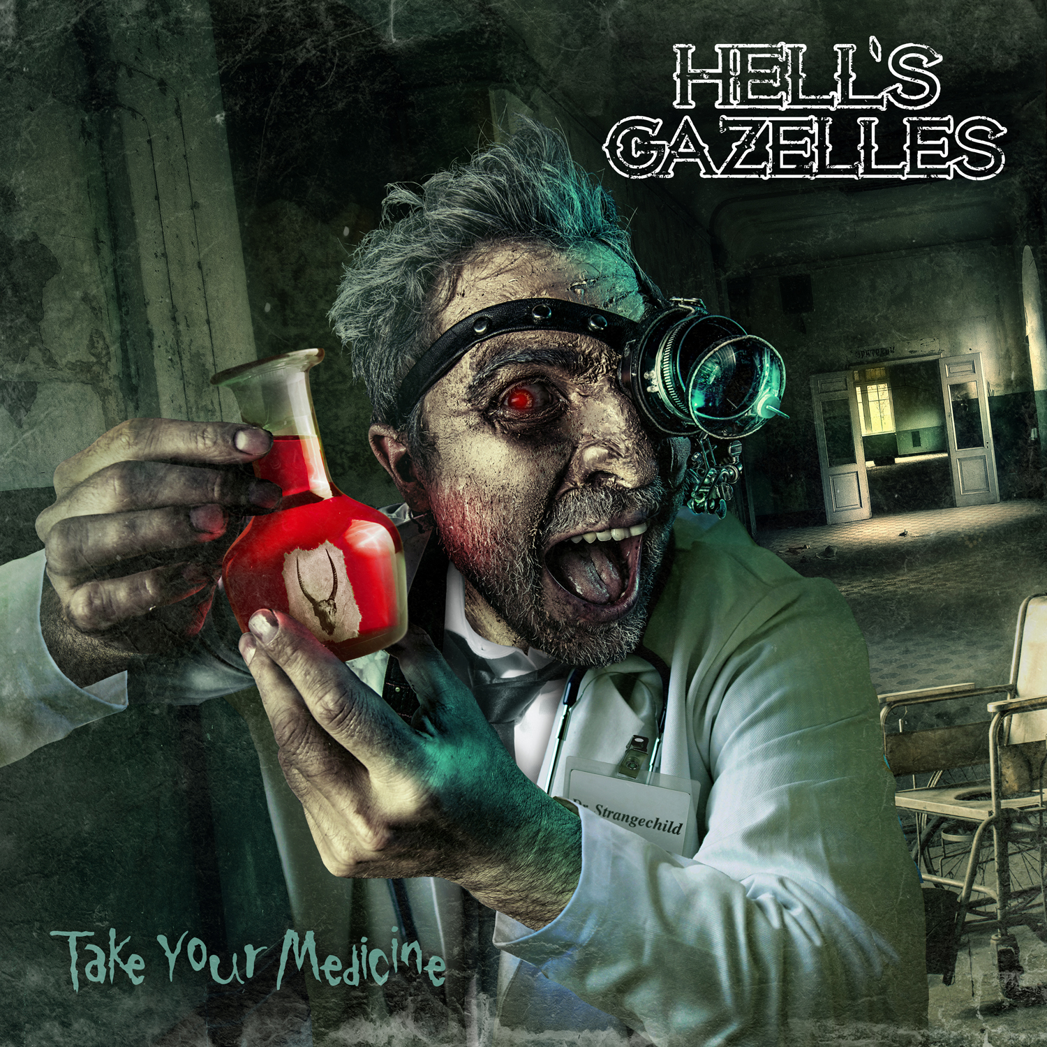"Hell's Gazelles – ""Take Your Medicine"" EP"