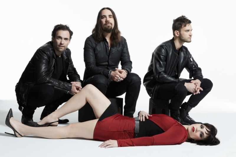 HALESTORM release raunchy new song Do Not Disturb