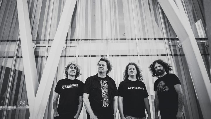 "VOIVOD Release New Single and Video 'Obsolete Beings'; Announce ""The Wake"" Pre-Order and Limited 7″ EP ""Always Moving"""