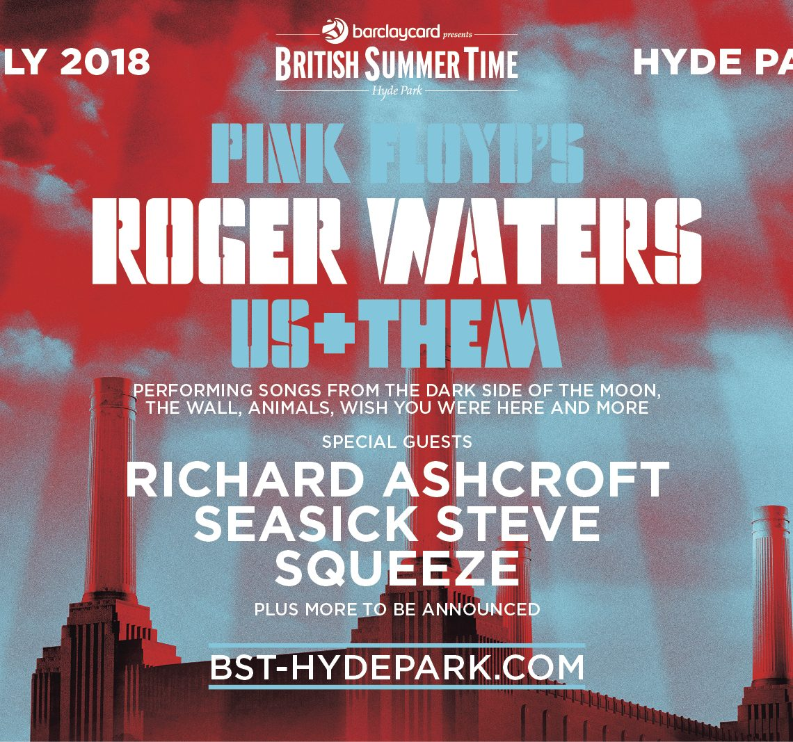 Roger Waters, British Summer Time Festival- Hyde Park (06/07/18)