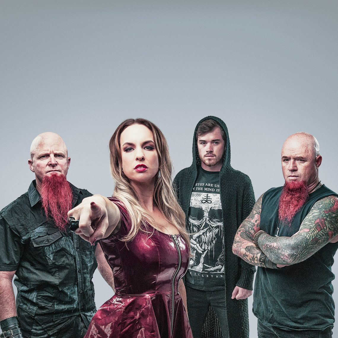 DEVILSKIN announce 10 UK shows after supporting  HALESTORM on their European Tour , in October / November