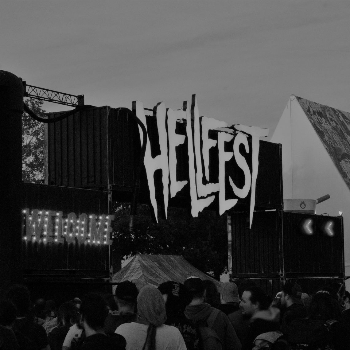 Hellfest 2019 – Day Two – Friday