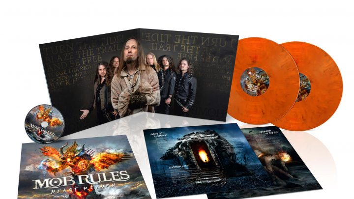 MOB RULES release new single and lyric video!