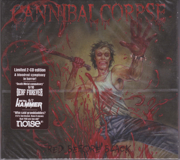 CANNIBAL CORPSE European summer tour kicking off on Saturday!