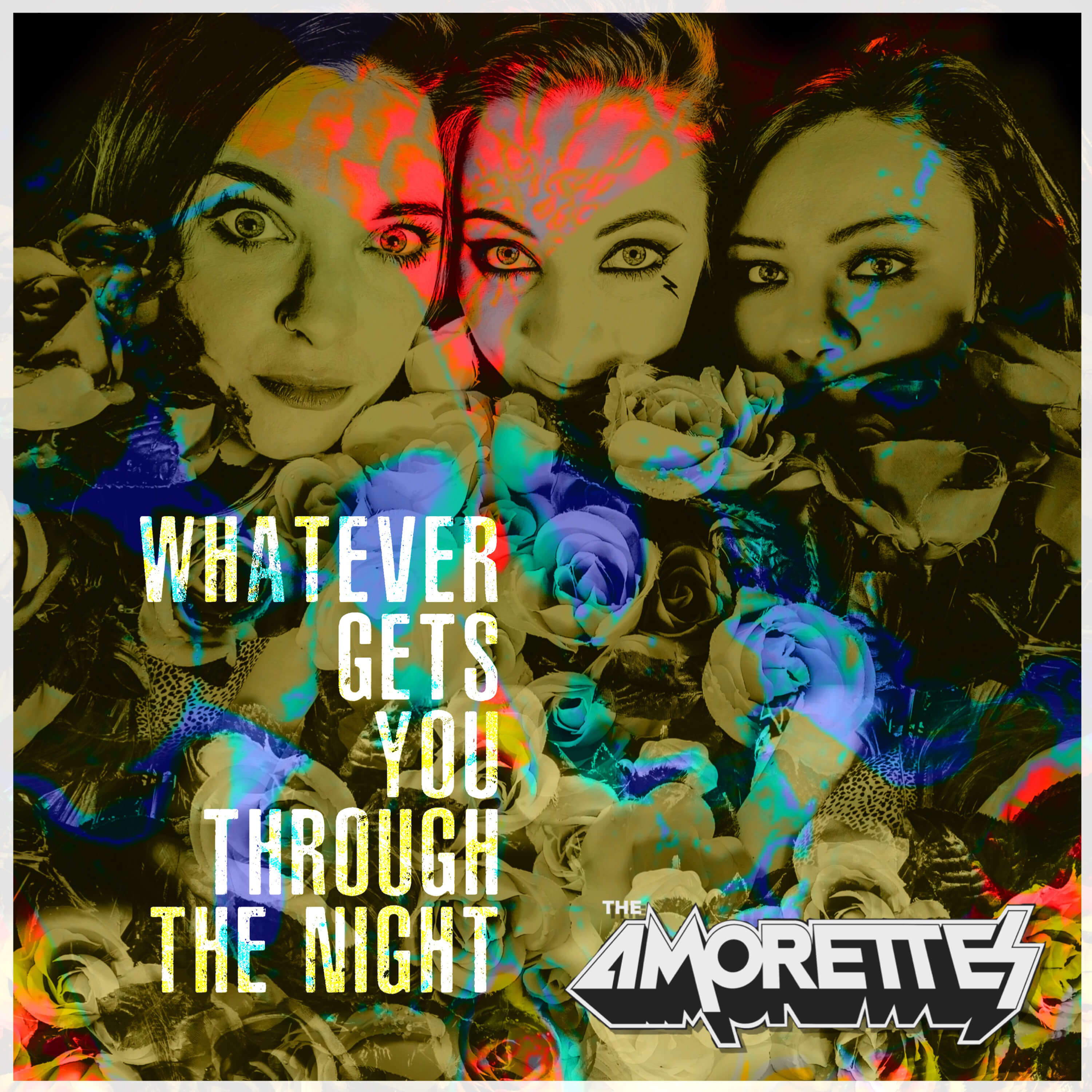 THE AMORETTES release new single and video!