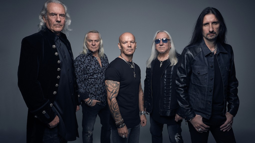 "Uriah Heep To Release ""Living The Dream"" September 14th via Frontiers Music Srl; First Video and Single Streaming Now"