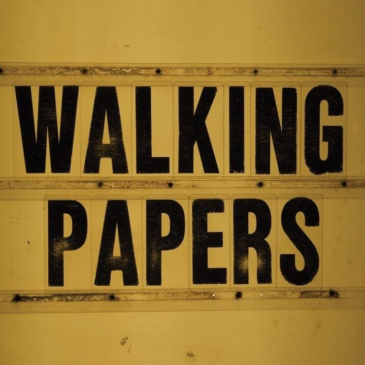 Walking Papers unveil striking new animated video, 'This Is How It Ends', to celebrate their UK and European tour