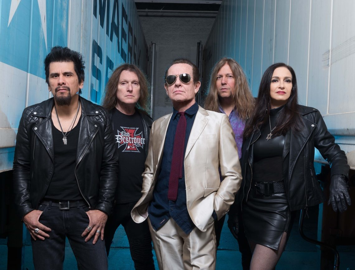 GRAHAM BONNET BAND – 'Livin' In Suspicion' : new single/video