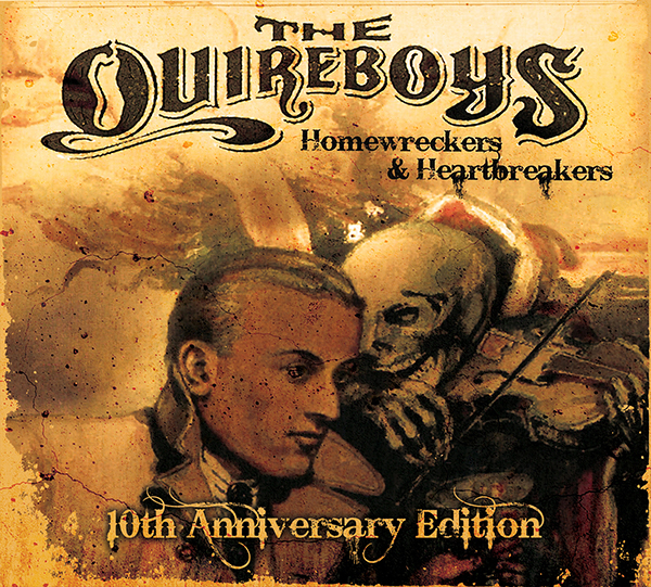 The Quireboys Homewreckers & Heartbreakers celebrates 10th birthday!
