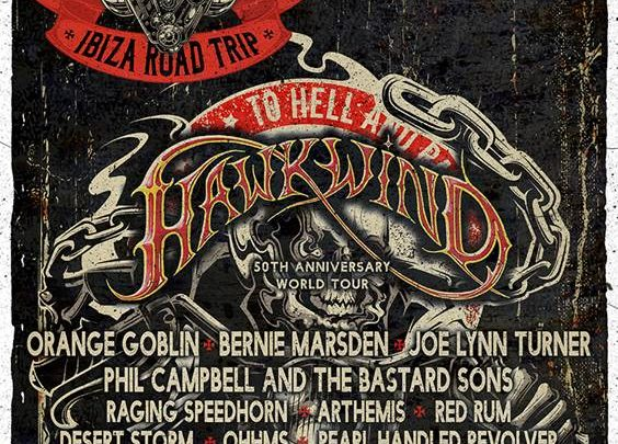 HRH ROADTRIP CELEBRATES ITS 10TH ANNIVERSARY WITH ITS BIGGEST LINE-UP TO DATE!