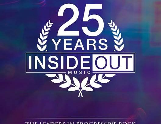 InsideOutMusic News: 25th anniversary digital compilation launched