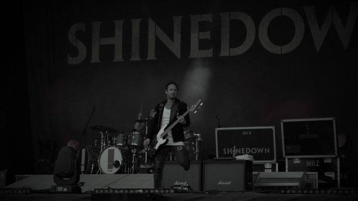 SHINEDOWN announce UK headline tour for November 2018
