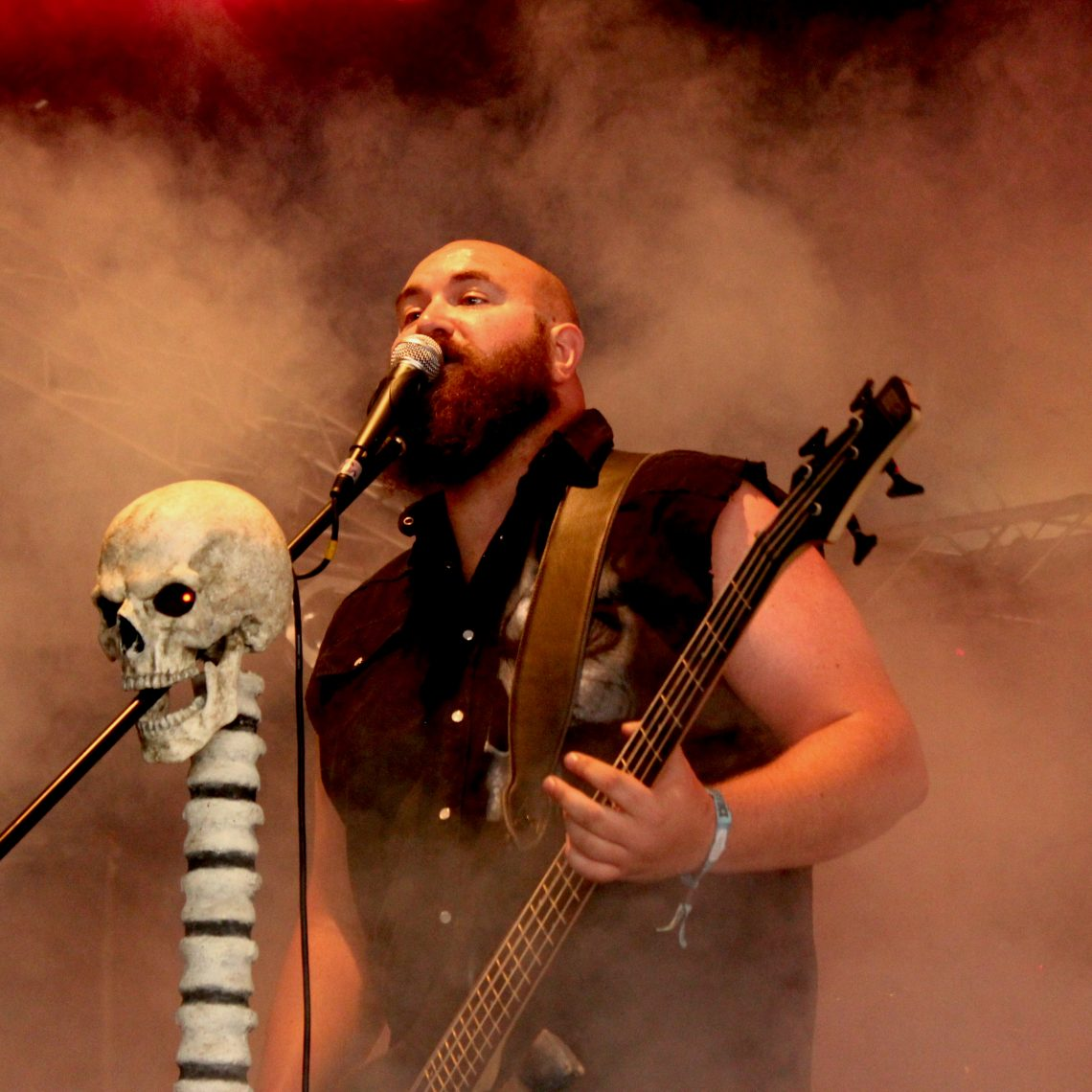 Interview With James Bryan Of 13 (Bloodstock 2018)