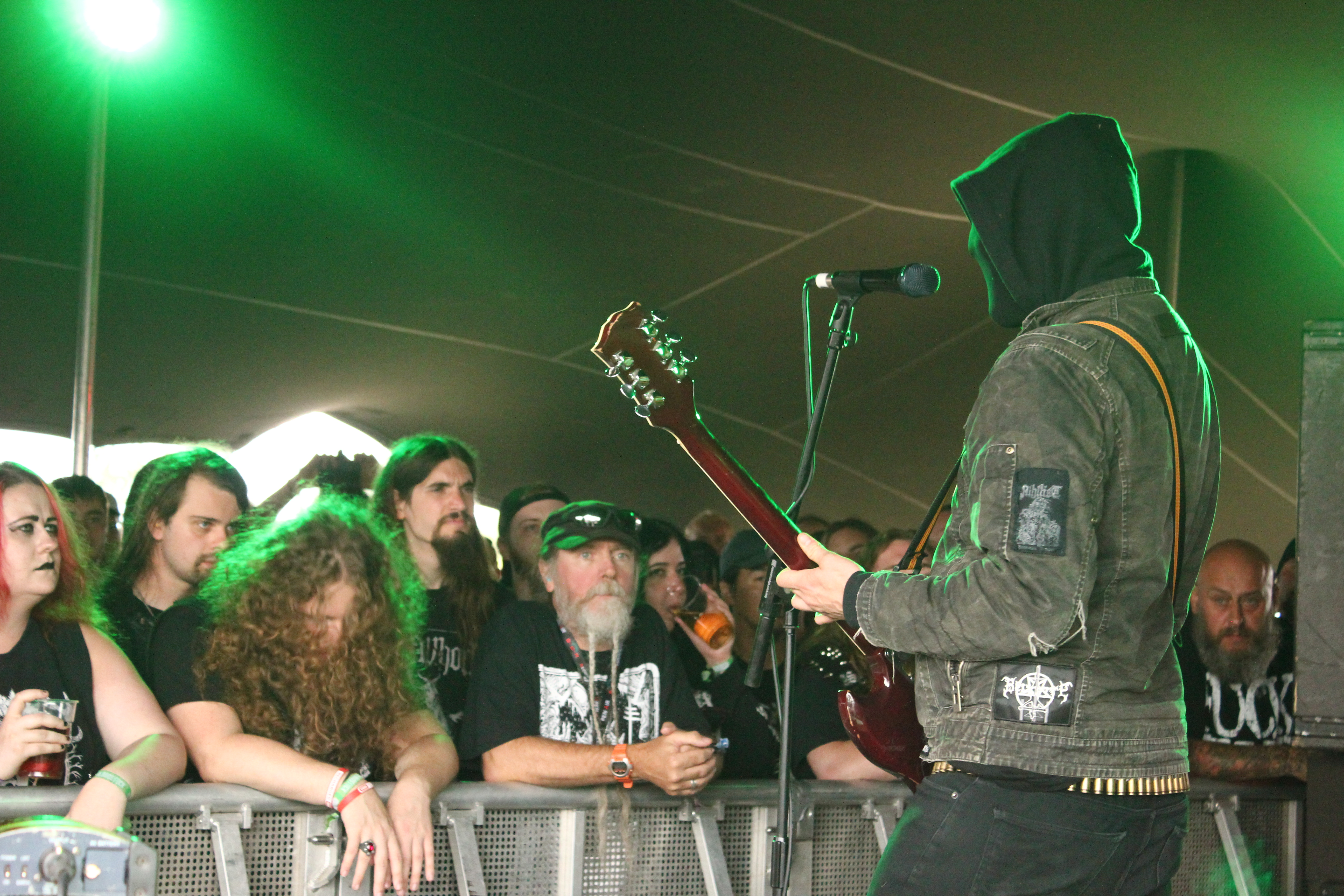 Interview With AIV Of Abduction (Bloodstock 2018)
