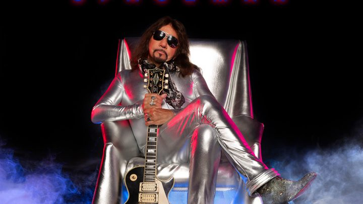 ACE FREHLEY – Announces New Album 'Spaceman' and Release New Track 'Rockin' With the Boys'