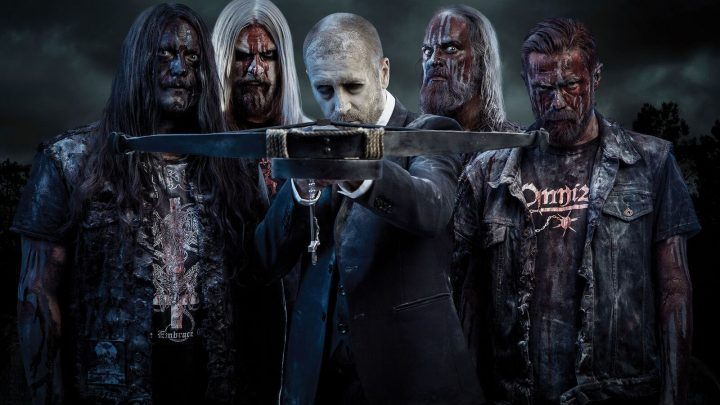 Bloodbath reveal their new studio album 'The Arrow of Satan is Drawn'