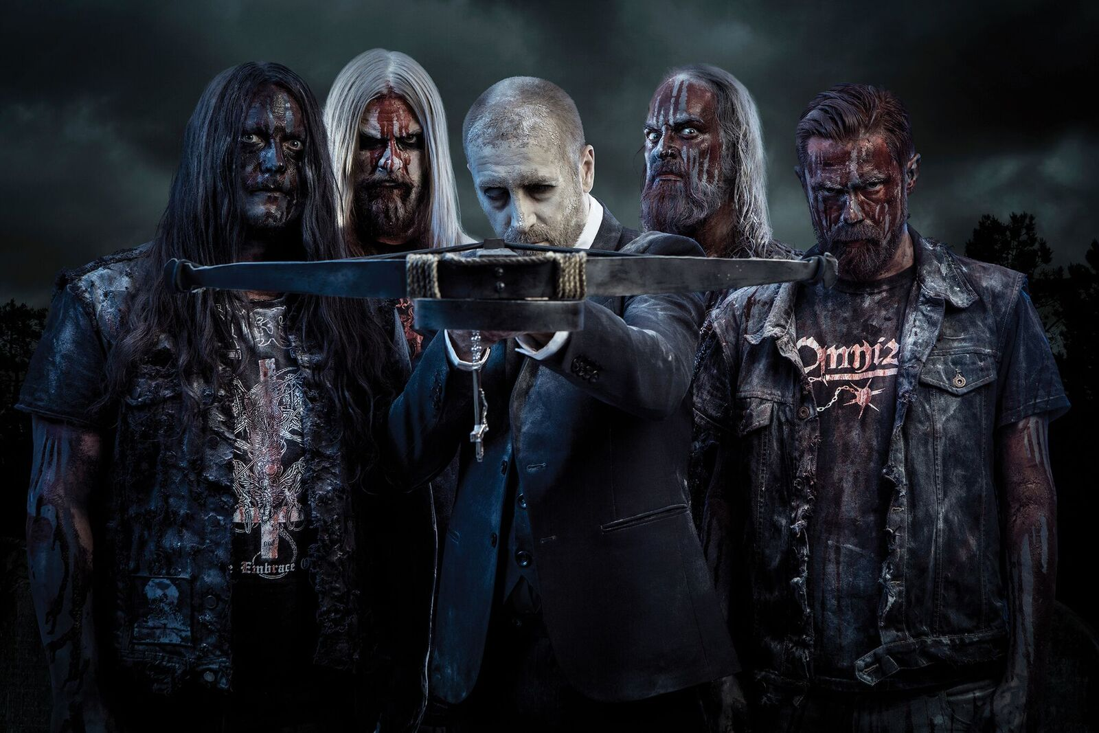 Bloodbath reveal their new studio album 'The Arrow of Satan is Drawn'