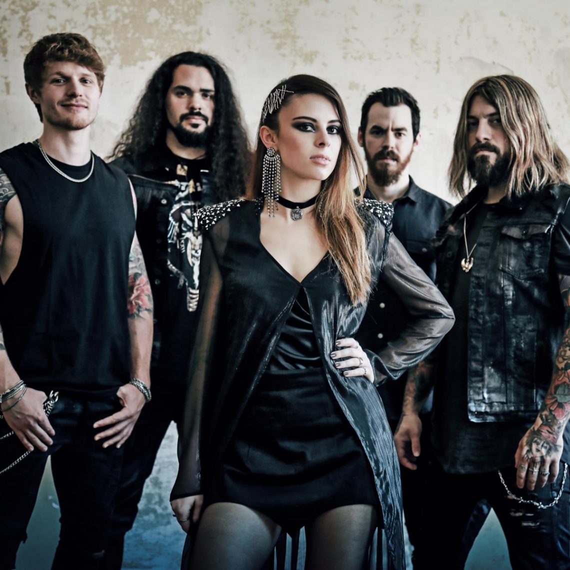 """BEYOND THE BLACK – Release Official Music Video For """"Million Lightyears""""!"""