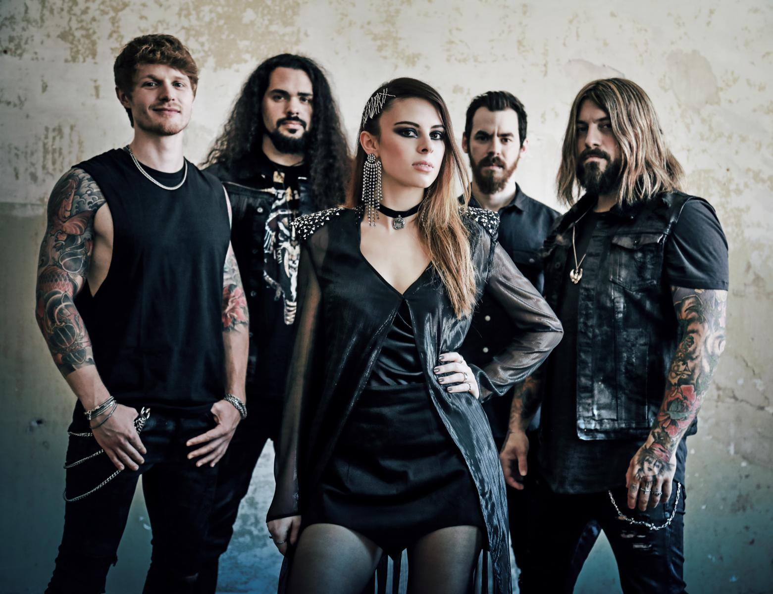 "BEYOND THE BLACK – Release Official Music Video For ""Million Lightyears""!"