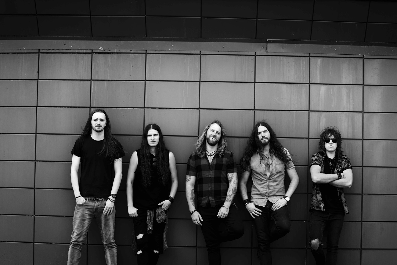 BIGFOOT : new lead singer announced ahead of UK tour + lyric video for song 'Uninvited'