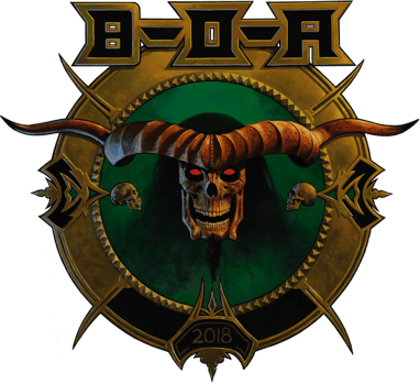 Bloodstock Open Air Festival- Sunday 12th August (Catton Hall, UK)
