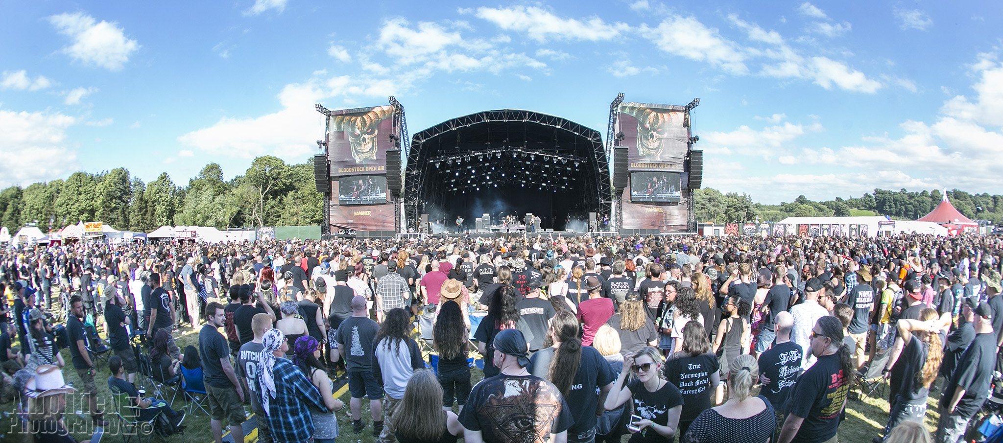 Five Weeks To BLOODSTOCK!